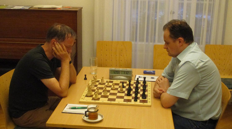 Quelle CG: Kai-Gerrit Venske vs Heinz Uhl remis